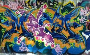 baltimore street art - meca