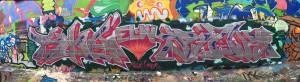 baltimore street art - ELW graffiti