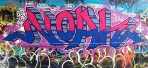 baltimore street art - graffiti
