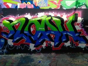 baltimore street art - noah graffiti