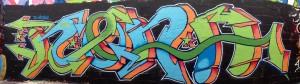 baltimore street art - noah graffiti alley
