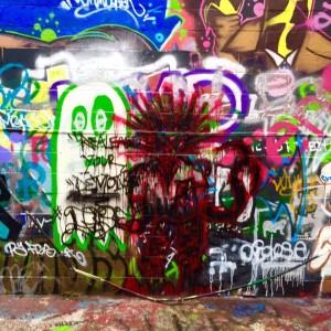 gw instagram - graffiti alley