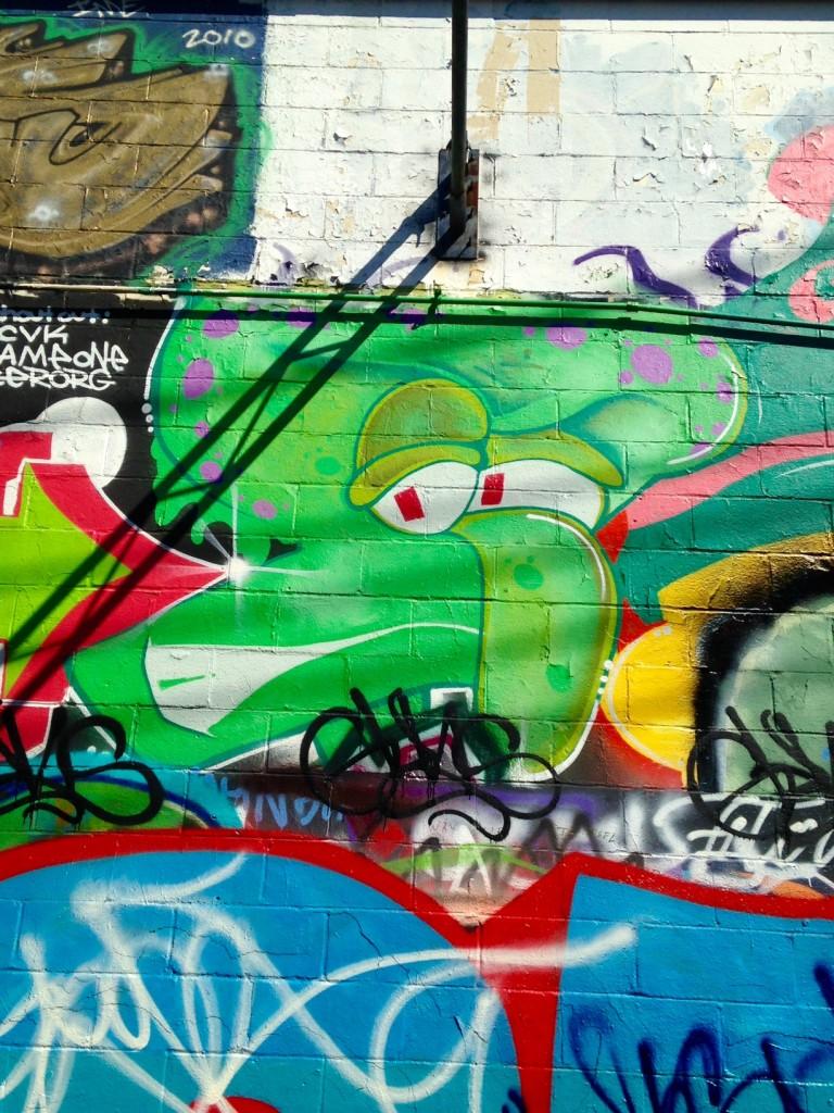 squidward baltimore street art squidward