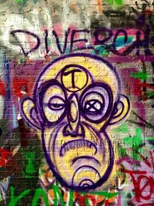 baltimore street art - diverch