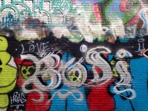 baltimore street art - bosi