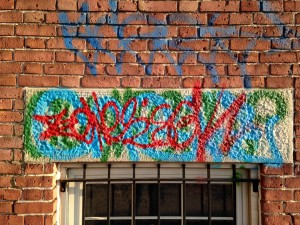 baltimore street art - tags