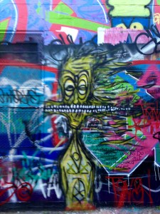 baltimore street art - the grinch
