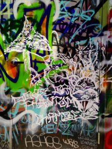 baltimore street art - graffit alley