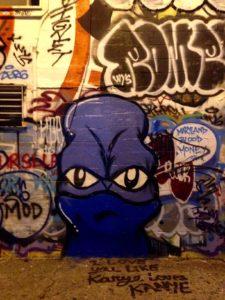 baltimore street art - i love you like kanye loves kanye