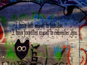 baltimore street art - know thyself