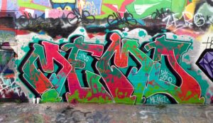 baltimore street art - memo