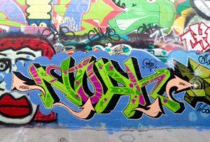 baltimore street art - noah