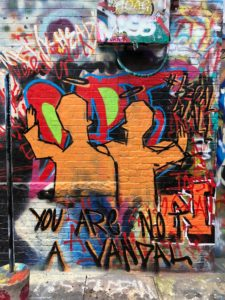 You Are Not a Vandal